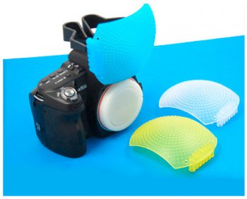 Рассеиватель JJC Pop-up Flash Diffuser JJCFC22BWY