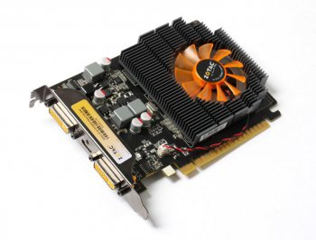 Видеокарта Zotac PCI-E nVidia ZT-60411-10B GeForce GT 630 Synergy 2048Мб 128bit DDR3 700/1333 DVI*2/mHDMI/HDCP bulk