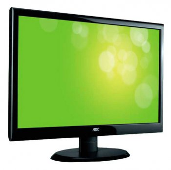 "Монитор AOC 20"" E2050Sda/01 Black TN LED 5ms 16:9 DVI M/M 20M:1 250cd"