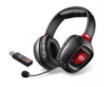Наушники с микрофоном Creative Sound Blaster 3D Tactic Rage Wireless
