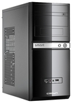 Системный блок (ATX 400W/Intel Celeron G1820 2.7Ghz/H81/DDR III 2GB/HDD 500GB/DVD-RW/Win7 HB) (301597)