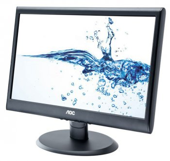 "Монитор AOC 21.5"" E2250Swda/01 Black TN LED 5ms 16:9 DVI M/M 20M:1 250cd"