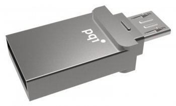 Накопитель USB PQI 8Gb Intelligent Drive U837 6837-008GR1001 RTL