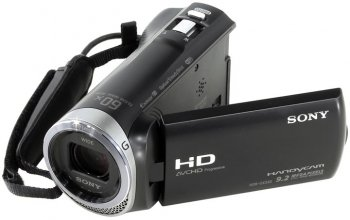 Видеокамера SONY HDR-CX330E <Black> Digital HD Handycam