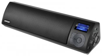 Колонки Edifier MP 18 Black <Портативные, 1.4Wx2, встроенный аккумулятор, RMS>