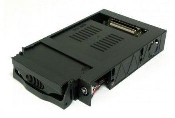 Мобильное шасси AgeStar MR3-SATA (k)-3F 3fan black