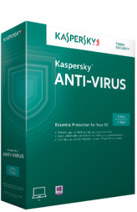 Программное обеспечение Kaspersky Anti-Virus 2015 Russian Edition. 2-Desktop 1 year Base Box