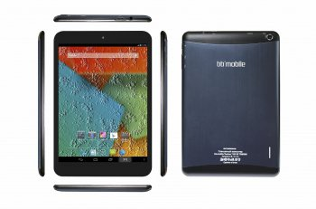 "Планшетный компьютер bb-mobile Techno 7.85 3G (TM859M) 7.85"" стальной IPS/1024х768/1Gb/8Gb/Android 4.2.2/MT8382/1.2 GHz Quad Core/3G/Wi-Fi/BT/метал.ко"