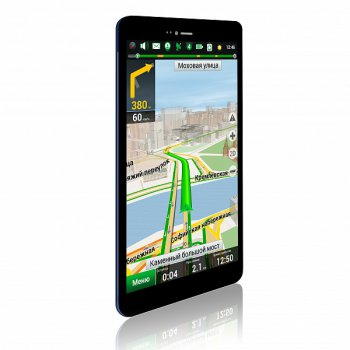 "Планшетный компьютер bb-mobile Techno 8.0 3G (TM859H) 8.0"" синий IPS/1280х800/1Gb/8Gb/Android 4.2.2/MT8382/1.3 GHz Quad Core/3G/Wi-Fi/BT/метал.корпус/"