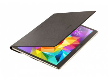 "Чехол Samsung для Galaxy Tab S 10.5"" EF-DT800BSEGRU Simple cover SM-T800 бронза (EF-DT800BSEG"