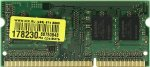 Оперативная память Kingston ValueRAM <KVR13LSE9S8/4> DDR-III SODIMM 4Gb <PC3-10600> ECC CL9 (for Server)