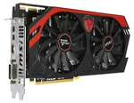 MSI PCI-E ATI R9 280 GAMING 3G Radeon R9 280 3072Мб 384bit GDDR5 960/6000 DVI/HDMI/DP/HDCP RTL