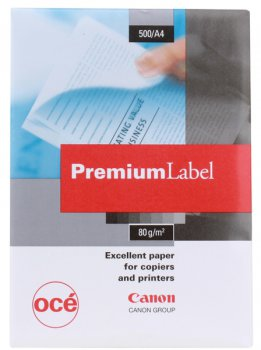 Бумага 210х297 мм (А4) Canon Premium label