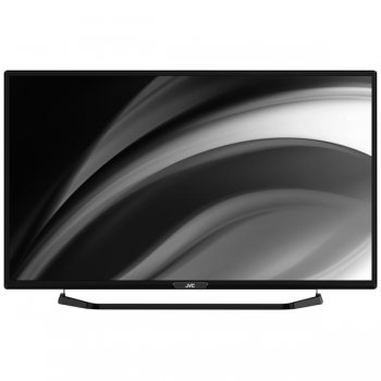 "Телевизор-LCD JVC 40"" LT40M645 AIR stand glossy black FULL HD USB DVB-T2/C (RUS) Android Smart"