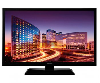 "Телевизор-LCD Rubin 24"" RB-24SE1T2C Slim Design black HD READY USB DVB-T2 (RUS)"