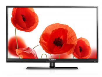 "Телевизор-LCD Telefunken 27.5"" TF-LED28S9T2 black HD READY USB DVB-T2 (RUS)"