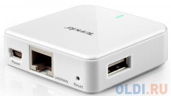 Маршрутизатор Tenda 3G150S USB port for UMTS/HSPA/EVDO USB modems