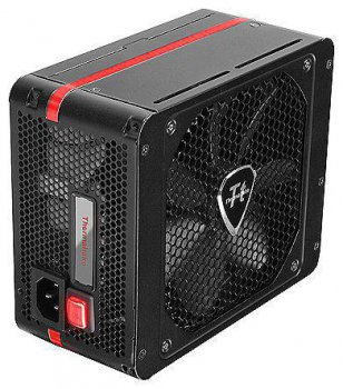 Блок питания Thermaltake ATX 650W PS-TPG-0650MPCGEU 80+ gold APFC 12*SATA Cab Manag I/O switch RTL