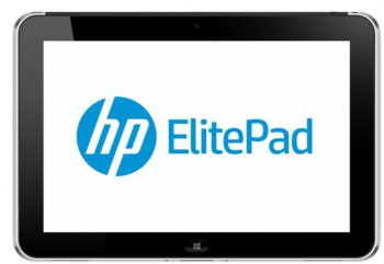 "Планшетный компьютер HP ElitePad 900 <H5F84EA> Z2760/2Gb/32Gb SSD/10.1"" (1200x800) IPS Gorilla Glass 2/WiFi/BT/3G/cam/10 hr/Win 8/Office 2013 H&S/Silv"
