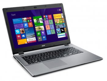 "Ноутбук Acer E5 E5-771G-53T6 Core i5-4210U/8Gb/1Tb/DVDRW/GF840 2Gb/17.3""/FHD/1920x1080/Win 8 Single Language 64/metall/BT4.0/6c/WiFi/Cam"