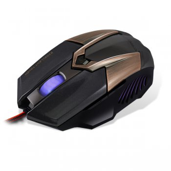 Мышь Crown Gaming CMXG-606 (brown)