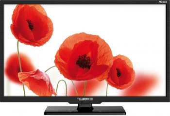 "Телевизор-LCD Telefunken 21.5"" TF-LED22S28 black FULL HD USB (RUS)"