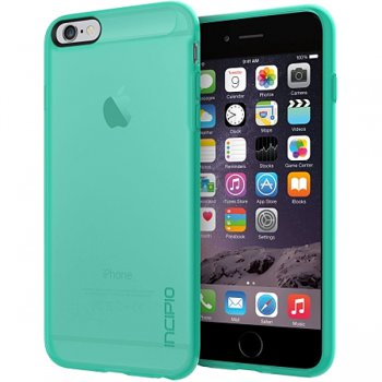 Чехол (клип-кейс) Incipio для Apple iPhone 6 Plus NGP зеленый (IPH-1197-TEAL)