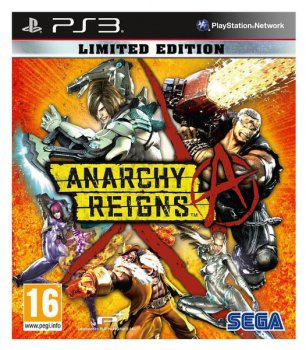 Игра для Sony PlayStation Sony Anarchy Reigns. Limited Edition rus doc (RUS)
