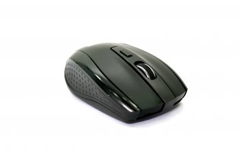 *Мышь Dialog Pointer Optical Mouse <MROP-01U> (RTL) USB 5btn+Roll, беспроводная (б/у)