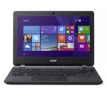 Ноутбук Acer Aspire ES1-111-C7MH NX.MRKER.002 intel N2840/2Gb/320Gb/11.6/WiFi/Win8