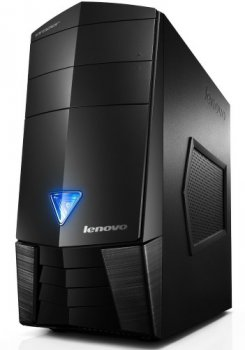 Системный блок Lenovo X310 FT (90AU000MRS) (ATX/Intel i5 3.2GHz/SSHD 2Tb/DDR III 8Gb/GTX 750 2Gb/DVDRW/WiFi/BT/Win 8.1)