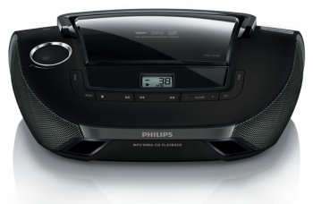 Аудиомагнитола Philips AZ-1837/12 CD/MP3/USB