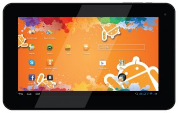 "*Планшет Digma iDsD7 <Black> Cortex A9/1/8Гб/WiFi/BT/Andr4.0/7""/0.28 кг (б/у)"