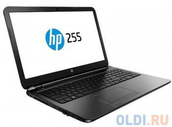 "Ноутбук hp 255 <K3X69ES> AMD QuadCore A4-5000M (1.5)/4G/500G/15.6""HD AG/Int:AMD HD8330/BT/cam HD/Win 8.1"