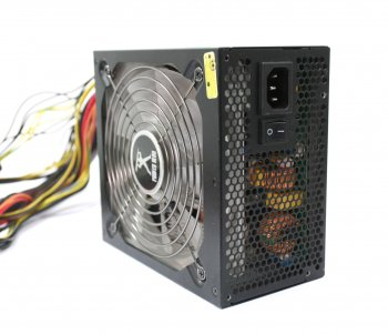 *Блок питания INWIN POWER MAN <IP-P850BK3-3 > 850W ATX (RTL) (24+2x4+3x6/8пин) (б/у)