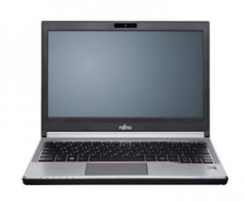 "Ноутбук Fujitsu LIFEBOOK E734 Core i3-4100M/4Gb/500Gb/8Gb SSD/DVDRW/int/13.3""/HD/Mat/1366x768/Win 8.1 Professional 64 + Win8pro/black/BT4.0/6c/WiFi/Ca"