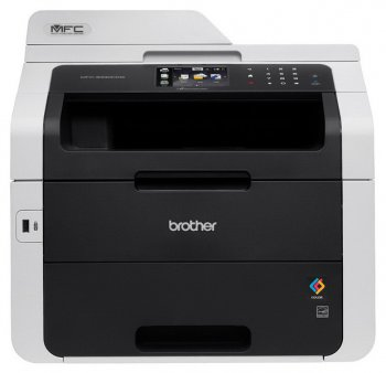 МФУ Brother MFC-9330CDW (MFC9330CDWR1) A4 Duplex Net WiFi