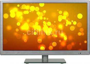 "Телевизор-LCD Rubin 24"" RB-24SE5FSR Slim Design silver FULL HD USB (RUS)"