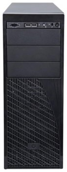 Корпус Intel Original P4308XXMHGC Midi-Tower 2x750W черный