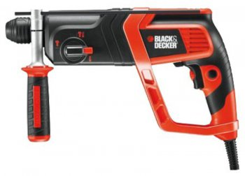 Перфоратор Black & Decker KD855KA SDS-Plus 550Вт