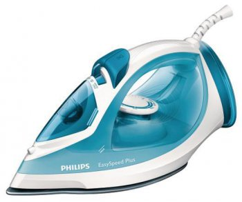 Утюг Philips GC 2040/70 синий 2100Вт