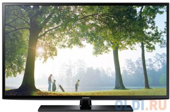 "Телевизор-LCD 55"" Samsung UE55H6203AK 6 black FULL HD 3D DVB-T2 (RUS) SMART, 200CMR, 3D sound"