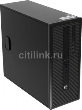 Системный блок HP ProDesk 600 G1 MT i5 4570/8Gb/1Tb/DVDRW/Win 8 Prof 64 downgrade to Win 7 Prof 64/клавиатура/мышь (RUS)