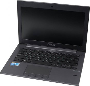 "Ноутбук Asus PRO301LA-RO192P Core i3 4030U/4Gb/500Gb/Intel HD Graphics 4400/13.3""/HD (1366x768)/Windows 8 Pro/dk.grey/WiFi/BT/Cam"
