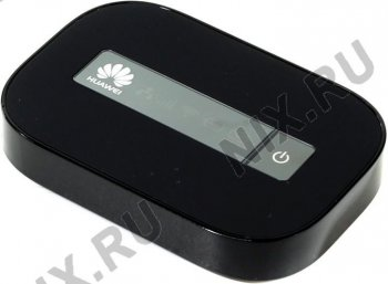 Маршрутизатор Huawei <E5151s-2 Black> 3G Mobile Wi-Fi router (802.11b/g/n, 1500mAh, слот для сим-карты)
