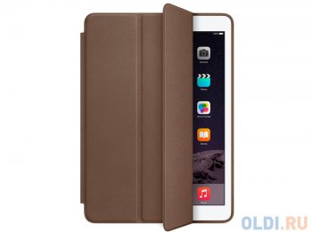 Чехол - обложка Apple iPad Air Smart Case Polyurethane MGTR2ZM/A Olive Brown для iPad Air / iPad Air 2