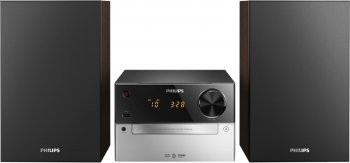 Микросистема Philips BTD2339/51 черный
