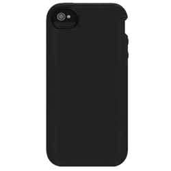 Чехол Tech21 для iPhone5 Impact Shell black пластик (T21-1842)