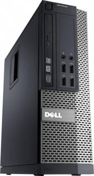 Системный блок Dell Optiplex 7020 SFF i3 4150 (3.5)/1x4Gb/500Gb 7.2k/IntHDG/DVDRW/Win 7 Prof 64 upgrade to Windows 8.1 Prof 64 /клавиатура/мышь
