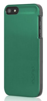 Чехол Incipio для iPhone 5/5S Feather Shine Metallic Green (IPH-933)